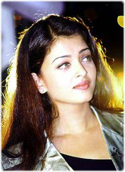 Aishwarya Rai in silver jacket