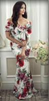 Aishwarya 2016 pictures in her floral gown
