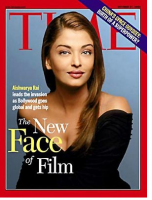 Aishwarya Rai on the Time Magazine cover