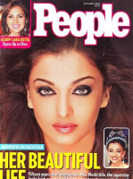 Aishwarya Rai People magazine cover image