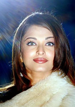 The most beautiful woman Indian actress Aishwarya Rai