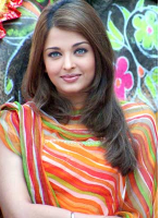Aishwarya Rai in her colorful Indian fashion outfit photo.PNG