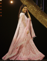 Aishwarya Rai pink gown at 2007 IIFA Awards Ceremony.PNG