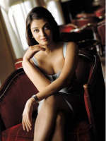 Aishwarya Rai hot image with her straight long haircut and long side bangs.PNG