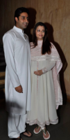 Husband and Aishwarya Rai pregnant pictures.PNG
